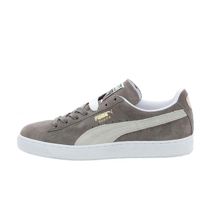 chaussure puma gris