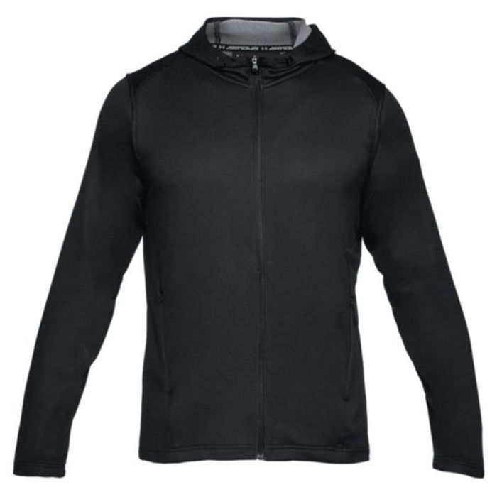 sweat homme capuche ua mk 1 terry zip taille s achat. Black Bedroom Furniture Sets. Home Design Ideas