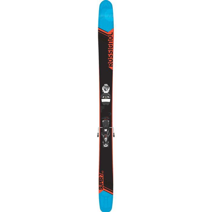 pack ski super7 hd fixations spx 12 dual wtr b120 black orange noir rossignol homme achat et. Black Bedroom Furniture Sets. Home Design Ideas