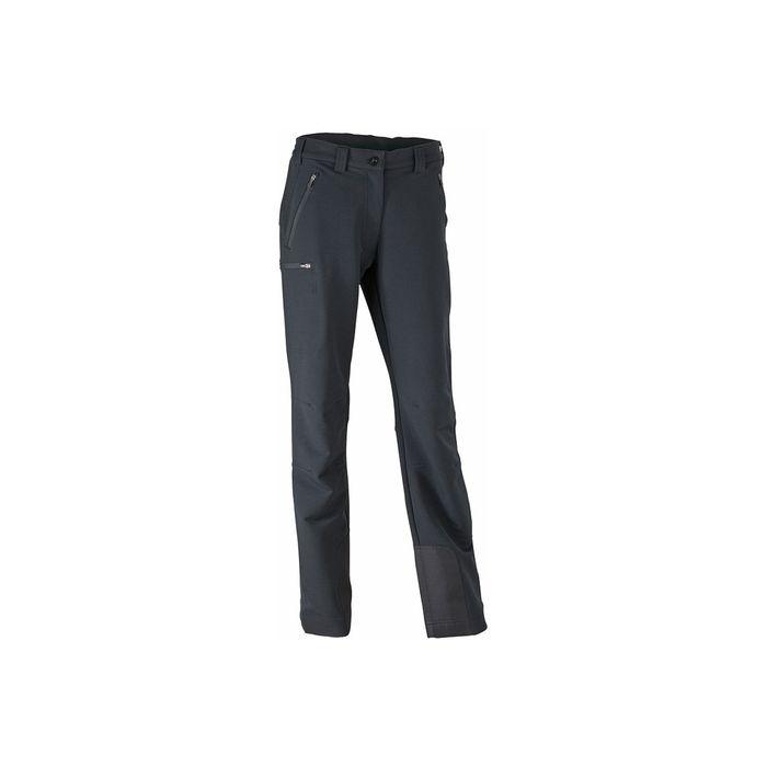 pantalon stretch d perlant et s chage rapide taille l g rement lastique avec passants pour. Black Bedroom Furniture Sets. Home Design Ideas