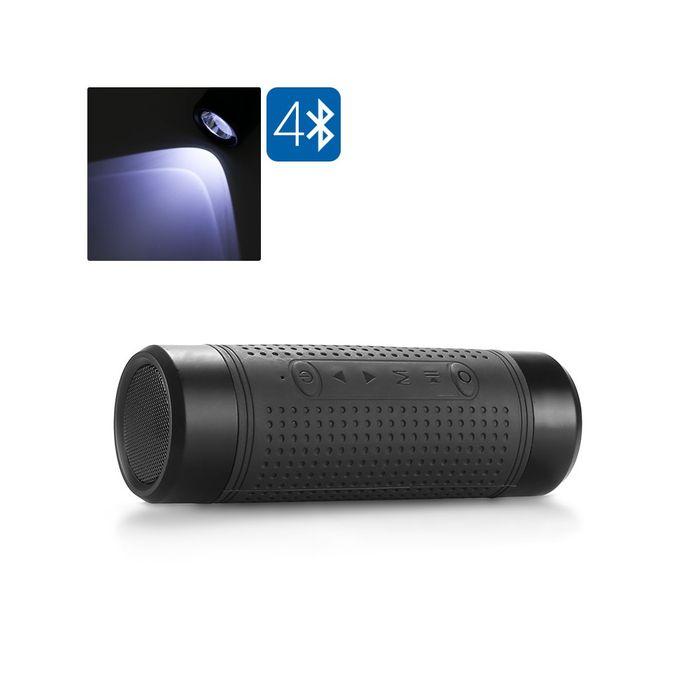 enceinte bluetooth lampe pour velo etanche avec micro pour. Black Bedroom Furniture Sets. Home Design Ideas