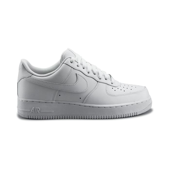 nouvelle arrivee 94e6c e1d37 Mode- Lifestyle homme NIKE Nike Air Force 1 Low '07 Blanc