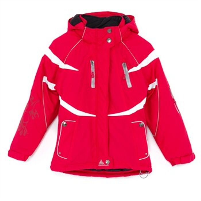 peak mountain ensemble de ski fille gacial fushia achat. Black Bedroom Furniture Sets. Home Design Ideas