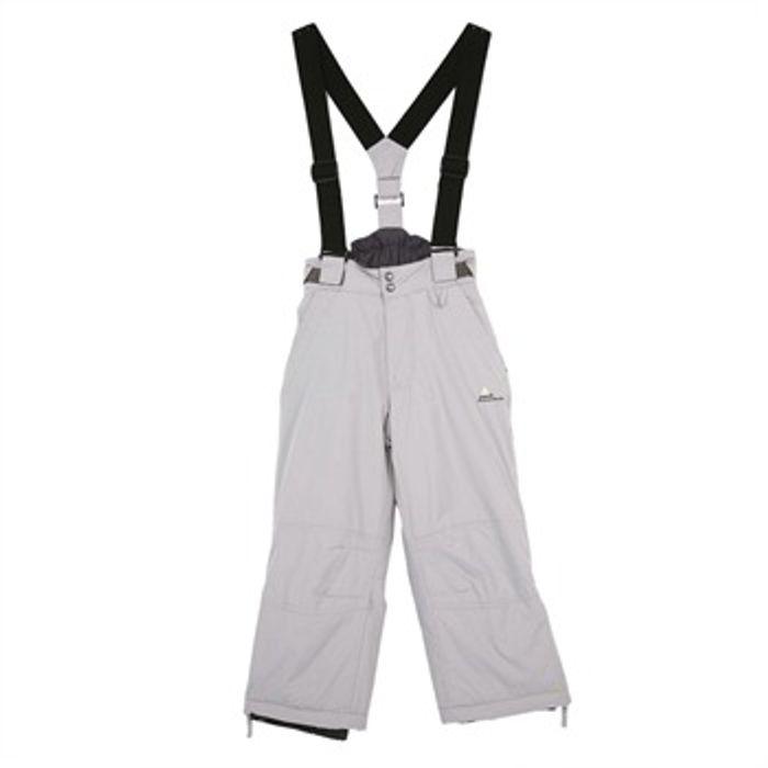 peak mountain pantalon de ski gar on emix gris achat et. Black Bedroom Furniture Sets. Home Design Ideas