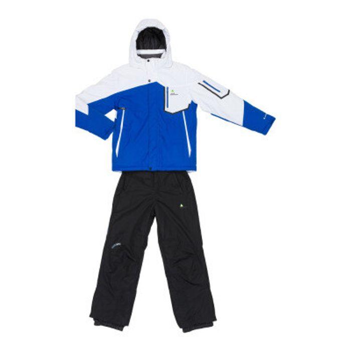 peak mountain ensemble de ski ecial bleu achat et prix. Black Bedroom Furniture Sets. Home Design Ideas