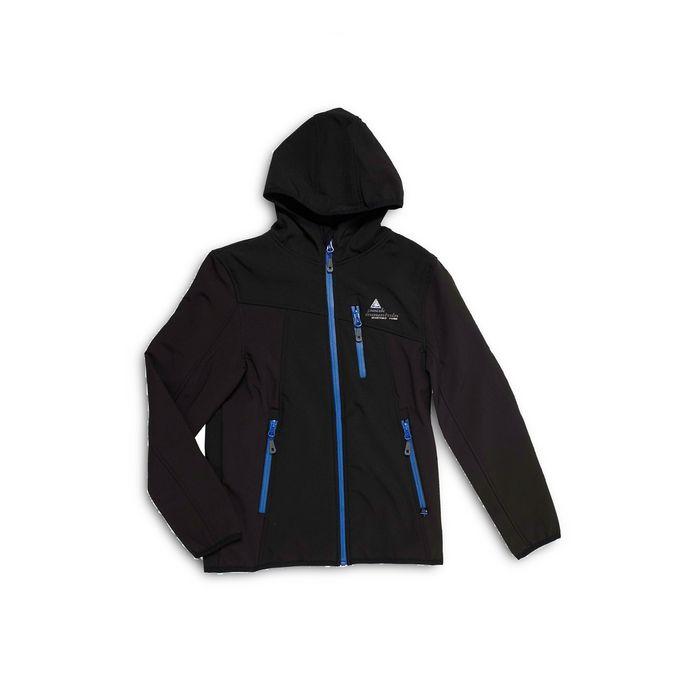 peak mountain blouson de ski gar on ecamso noir achat et prix pas cher go sport. Black Bedroom Furniture Sets. Home Design Ideas