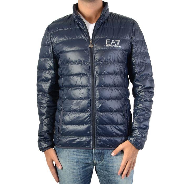 a0832f2f2820 Doudoune EA7 Emporio Armani 8NPB01 Bleu 1578 – achat et prix pas ...