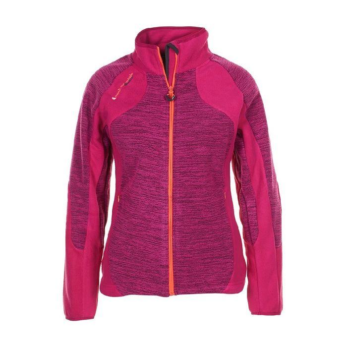 peak mountain blouson polaire femme acut fushia achat et prix pas cher go sport. Black Bedroom Furniture Sets. Home Design Ideas