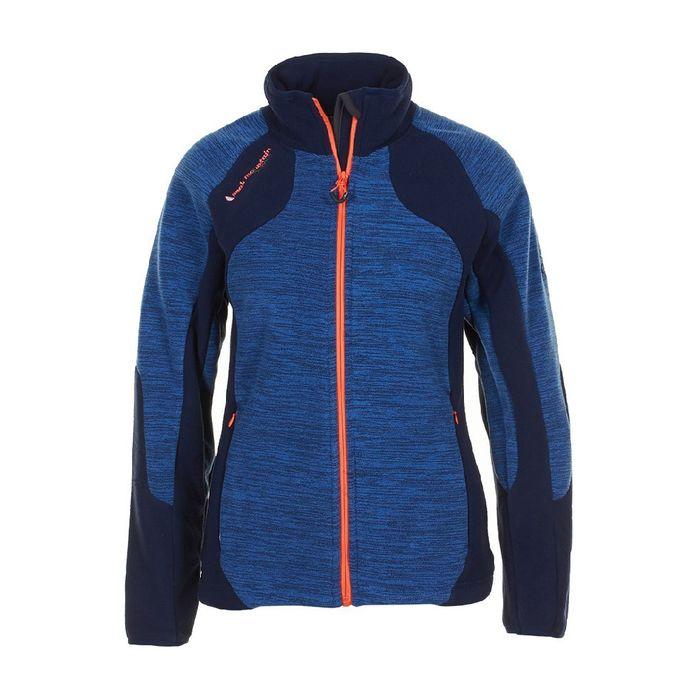 peak mountain blouson polaire femme acut bleu achat et prix pas cher go sport. Black Bedroom Furniture Sets. Home Design Ideas