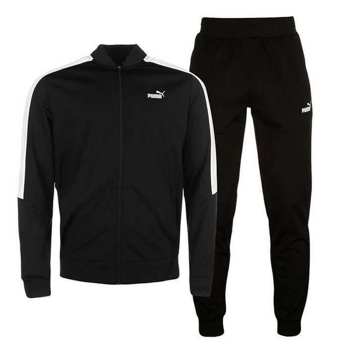 jogging homme puma bc black achat et prix pas cher go sport. Black Bedroom Furniture Sets. Home Design Ideas