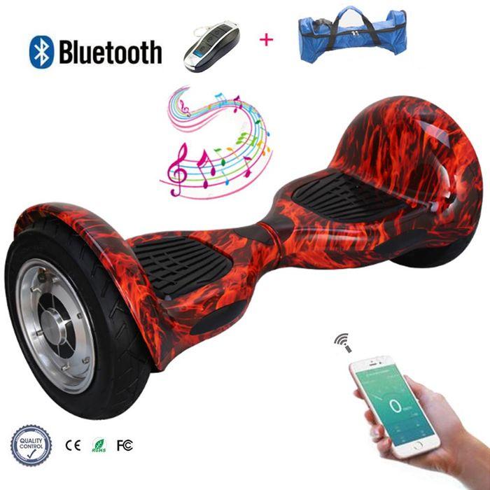 hoverboard cool fun balance board 10 pouces bluetooth et. Black Bedroom Furniture Sets. Home Design Ideas
