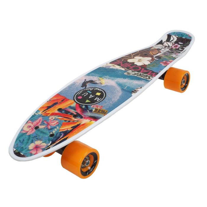 skateboard mini cruiser kickail 24 p achat et prix pas cher go sport. Black Bedroom Furniture Sets. Home Design Ideas