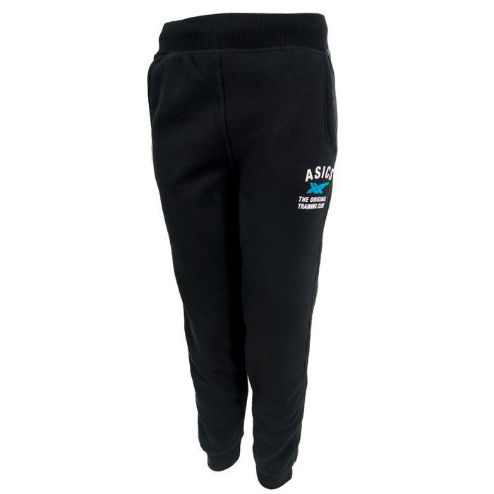aa9f16f536423 Mode- Lifestyle garçon ASICS Pantalon de survêtement Asics Knit pant enfant