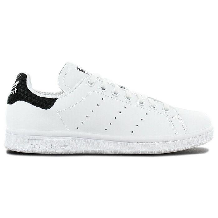 stan smith adidas junior blanc