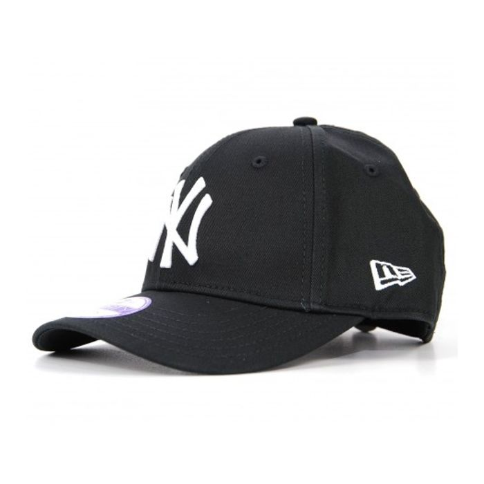 c44ba54a9dc7 Mode- Lifestyle enfant NEW ERA Casquette New Era Adolescent NY YANKEES Noir  Youth 9Forty
