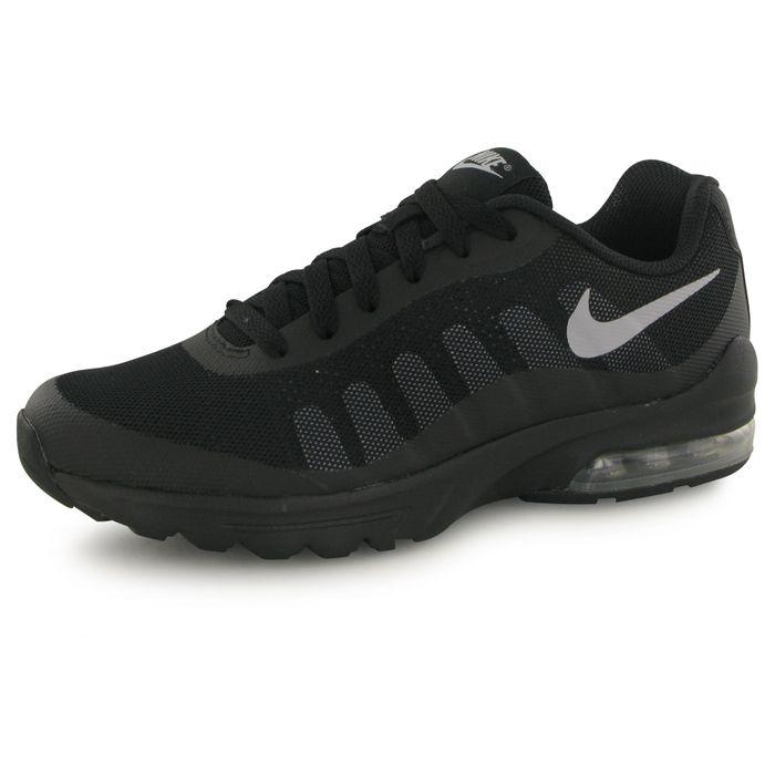 nouveau style ee7b1 3dd90 Mode- Lifestyle enfant NIKE Nike Air Max Invigor noir, baskets mode enfant
