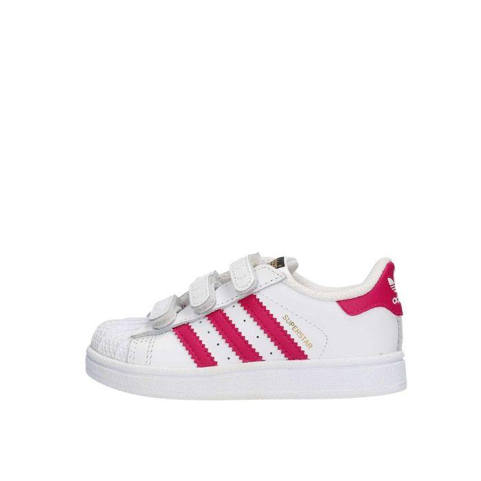 225996592e2f3 Mode- Lifestyle fille ADIDAS ORIGINALS Basket adidas Originals Superstar  Bébé - BZ0420