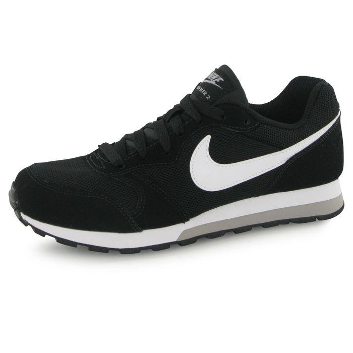 cheap for discount 167b5 7e836 Mode- Lifestyle enfant NIKE Nike Md Runner 2 noir, baskets mode enfant
