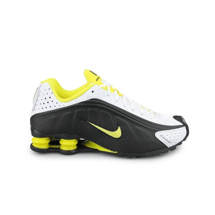 excellent quality new design good Nike Shox R4 Noir – achat pas cher - GO Sport