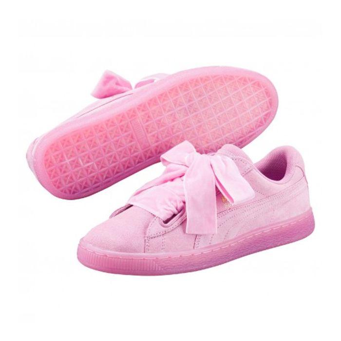 chaussure puma heart femme