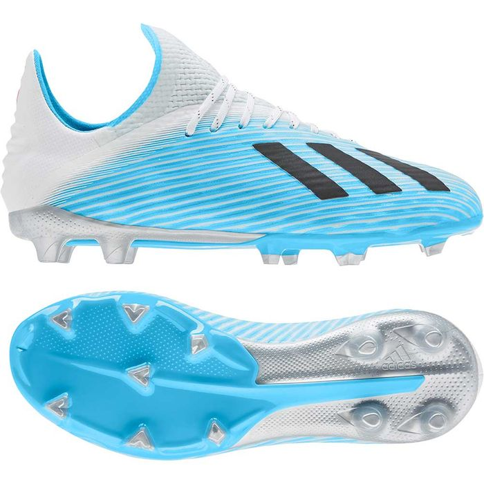 Football enfant ADIDAS X 19.1 Sol Dur Chaussures De Football