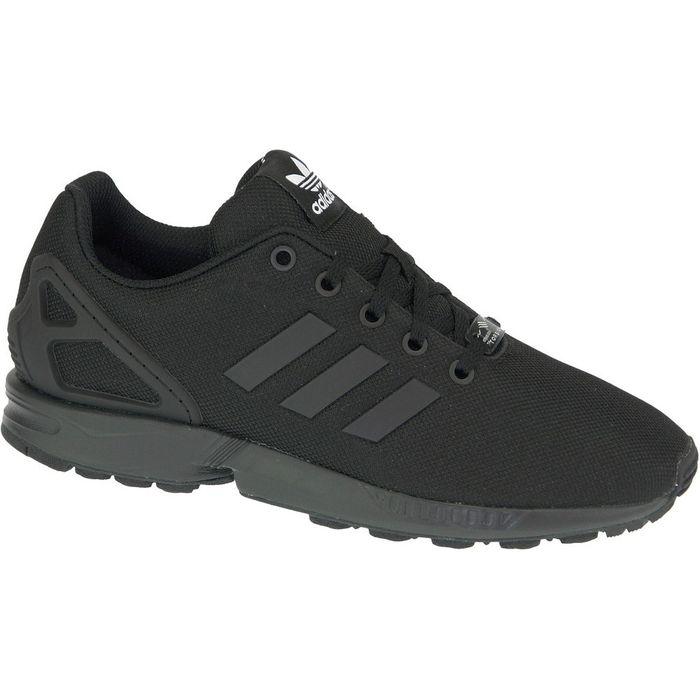 Mode Lifestyle enfant ADIDAS Adidas ZX Flux S82695 U Baskets Noir