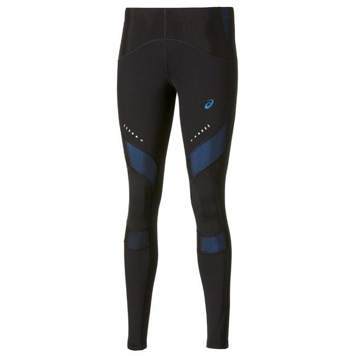 Mode Lifestyle femme ASICS Leg Balance Femme Collant compression Noir Running Asics