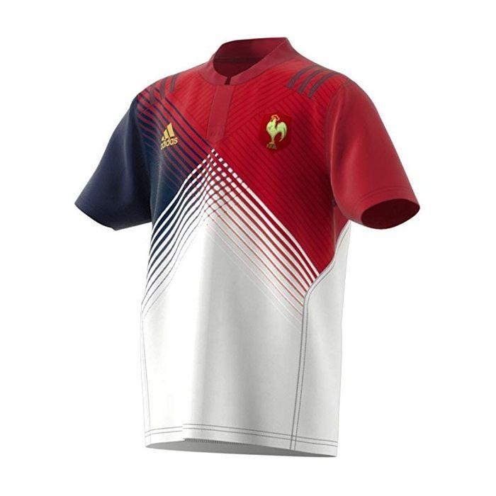 Rugby femme ADIDAS Maillot Adidas ffr exterieur replica