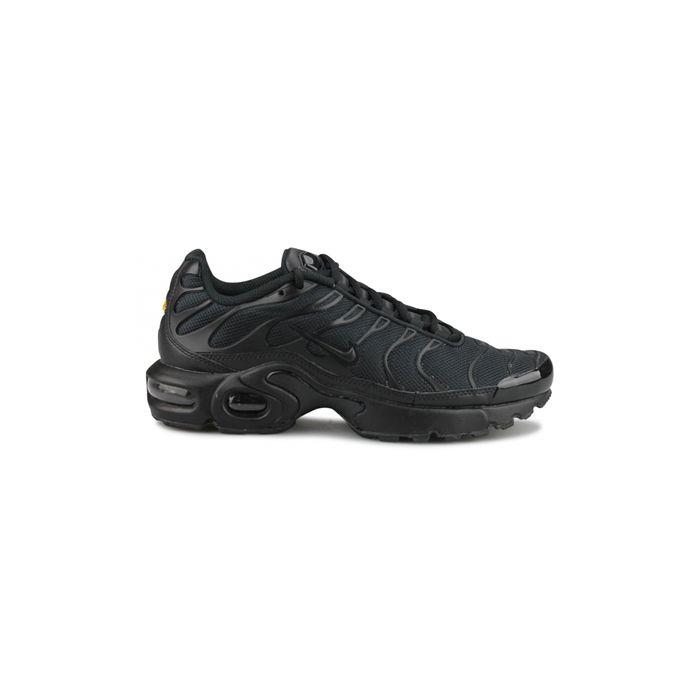 Mode- Lifestyle garçon NIKE Basket Nike Air Max Plus Tn Tuned Junior Noir  655020-009