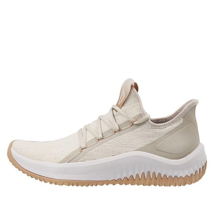 Chaussure de Basketball adidas Dame D.O.L.L.A. Beige pour