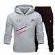 Mode- Lifestyle enfant NPZ Jogging homme France 2 étoiles gris - S