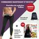Fitness femme VEOFIT Pantalon de sudation