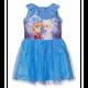 Mode- Lifestyle fille NPZ Robe enfant pailleté la reine des neiges  - 4 ans bleu