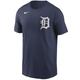 Baseball homme NIKE T-Shirt MLB Detroit Tigers Nik