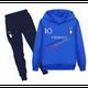 Mode- Lifestyle enfant NPZ Jogging France 2 étoiles enfant bleu royal - 3/4 ans