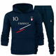 Mode- Lifestyle enfant NPZ Jogging homme France 2 étoiles bleu marine - S