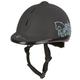 Equitation  COVALLIERO Covalliero casque d'équitation Beauty VG1 53-57 cm noir 328251