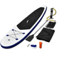 Surf  VIDAXL vidaXL Stand Up Paddle Planche à rame Bleu et blanc
