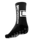 Rugby homme TAPEDESGIN CHAUSSETTE TAPEDESIGN ANTIDERAPANT NOIR - taille : 39-46