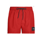 Mode- Lifestyle homme CALVIN KLEIN ACCESSORIES Maillot de bain Calvin Klein short drawstring Homme Rouge