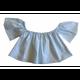 Mode- Lifestyle fille NPZ Tee shirt ou Top fille col bardot PM LOVING  ciel  Taille de 10 é 16 ans - 16 Ans bleu