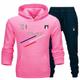 Mode- Lifestyle enfant NPZ Jogging France 2 étoiles enfant rose - 3/4 ans
