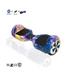 Glisse urbaine  AIR RISE Hoverboard 6,5 Pouces Galaxy Bluetooth+ sac de transport+ télécommande