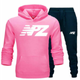 Mode- Lifestyle fille NPZ Jogging enfant Fashion NPZ  - 3 / 4 ans rose