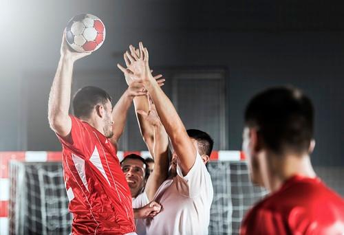 photo handball