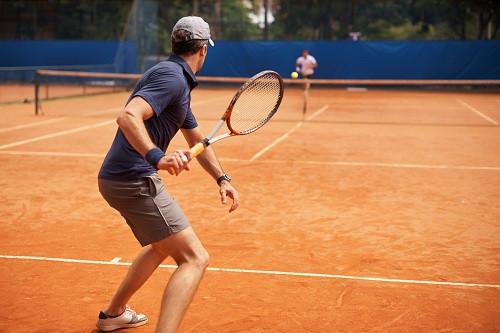 photo de tennis