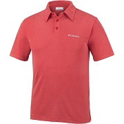 polo rouge columbia